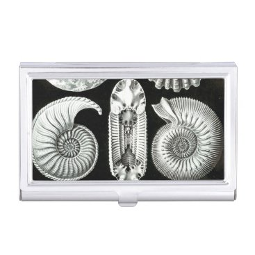 Professional Business Vintage Haeckel Case For Business Cards