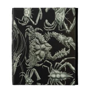 Vintage Haeckel Crabs iPad Folio Cases