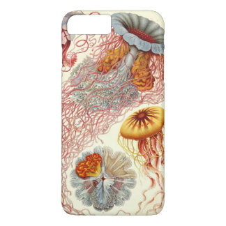 Vintage Haeckel Jellyfish iPhone 8 Plus/7 Plus Case
