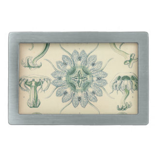 Vintage Haeckel Rectangular Belt Buckle
