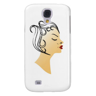 Vintage hairstyle galaxy s4 covers