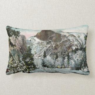 Vintage Half Dome Lumbar Pillow