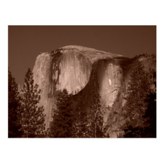 Vintage Half Dome Postcard