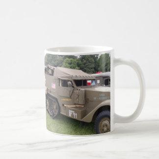 Vintage Half Track Coffee Mug