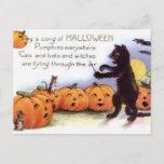 "Vintage Halloween Art Postcard<br><div class=""desc"">Vintage Halloween Art Postcard</div>"