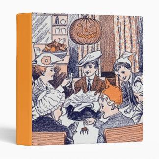 Vintage Halloween - Binders