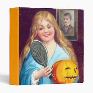 Vintage Halloween - 3 Ring Binder