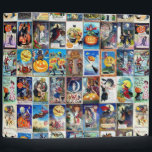 """Vintage Halloween Binder<br><div class=""""desc"""">To the best of my knowledge these images are in public domain and believed to be free to use without restriction in the US.   Please contact me if you discover that any of these images are not in Public Domain.</div>"""