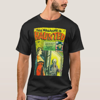Vintage Halloween Comic Book T-Shirt