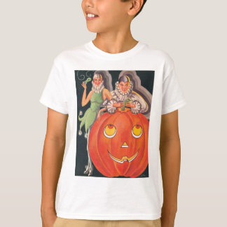 Vintage Halloween Costume Party T-Shirt