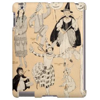 Vintage Halloween Costumes Children Adult Witch
