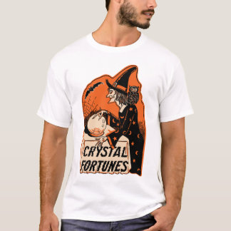 Vintage Halloween Crystal Fortunes Shirt