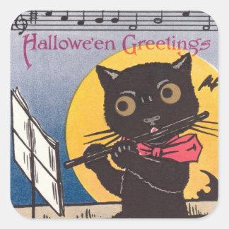 Vintage Halloween del ganador del TBA Colcomania Cuadrada
