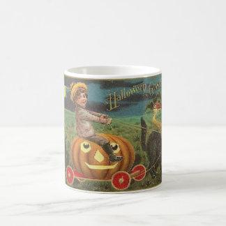 Vintage Halloween Greeting Cards Classic Posters Coffee Mug
