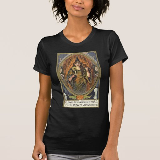 Vintage Halloween Greeting Cards Classic Posters Tee Shirts