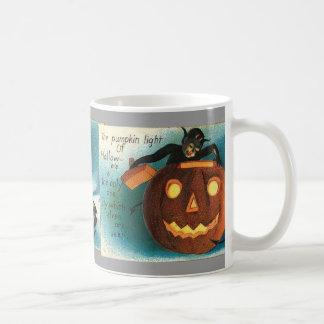 Vintage Halloween Gremlins Classic White Coffee Mug