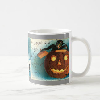 Vintage Halloween Gremlins Coffee Mug