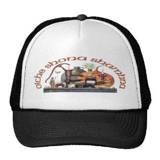 Vintage Halloween Hat (Gaelic)