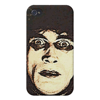 Vintage Halloween Horror iPhone 4 Cover