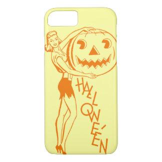 Vintage Halloween iPhone 8/7 Case