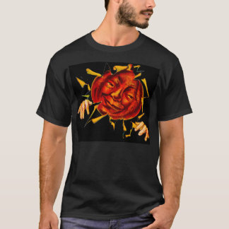 Vintage Halloween JOL in Your Chest Costume Party T-Shirt