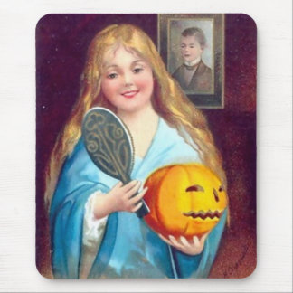 Vintage Halloween - Mousepad
