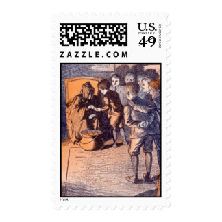 Vintage Halloween - Stamps
