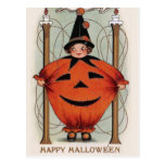 Vintage Halloween Postales
