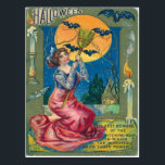 "Vintage Halloween Postcard<br><div class=""desc"">To the best of my knowledge these images are in public domain and believed to be free to use without restriction in the US. 