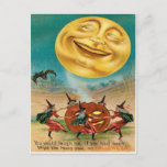 """Vintage Halloween Postcard<br><div class=""""desc"""">To the best of my knowledge these images are in public domain and believed to be free to use without restriction in the US.   Please contact me if you discover that any of these images are not in Public Domain.</div>"""