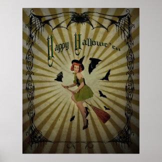 Vintage Halloween - Posters