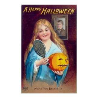 Vintage Halloween - Poster