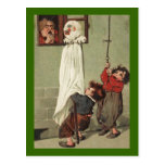 Vintage Halloween Pranksters Postcards
