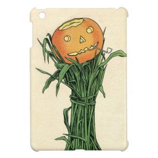 Vintage Halloween Pumpkin iPad Mini Cover