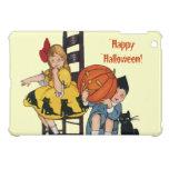 Vintage Halloween Scene Cover For The iPad Mini
