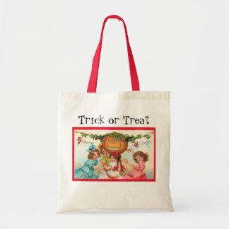 Vintage Halloween Trick or Treat bags! Tote Bag