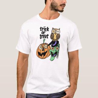 Vintage Halloween Trick Or Treat Shirt