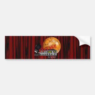 Vintage Ham (radio) Bumper Sticker