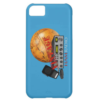 Vintage Ham (Radio) Case For iPhone 5C