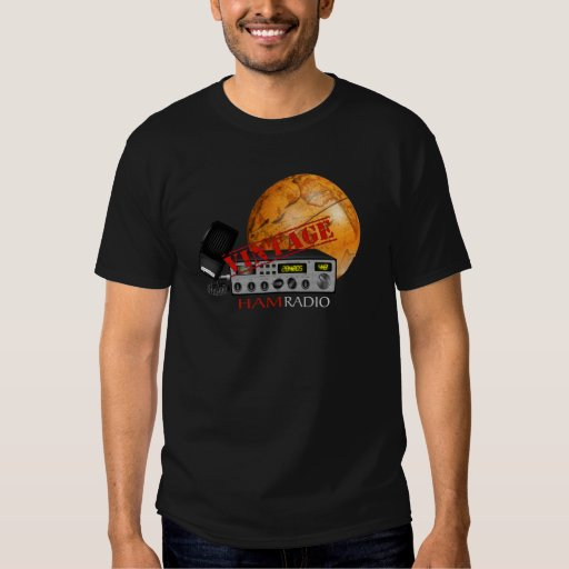 Vintage Ham (Radio) T-shirt