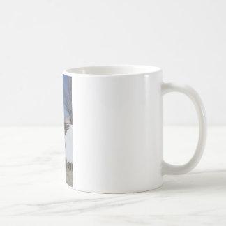 Vintage Hamburger Lady Coffee Mug