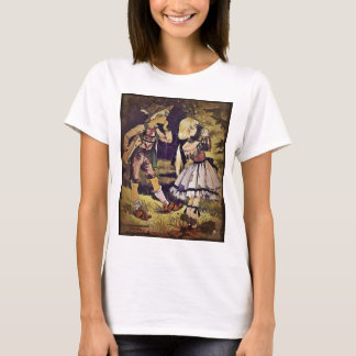 Vintage Hansel and Gretel See the Cottage T-Shirt