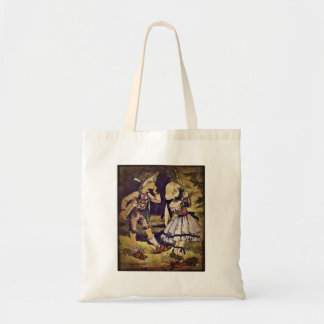 Vintage Hansel and Gretel See the Cottage Tote Bag