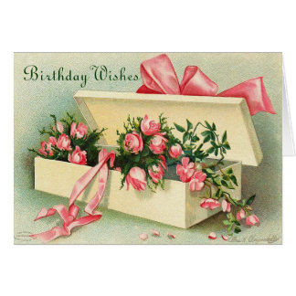vintage happy birthday gifts on zazzle. Black Bedroom Furniture Sets. Home Design Ideas