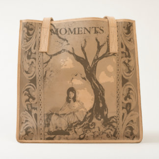 Vintage Happy Moments Tote