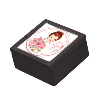 Vintage Happy Mother's Day Premium Gift Boxes