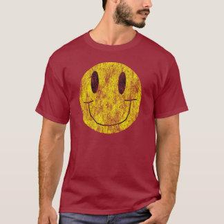 Vintage Happy Smiley Shirt