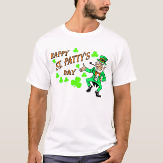 Vintage Happy St. Patty's Day T-Shirt