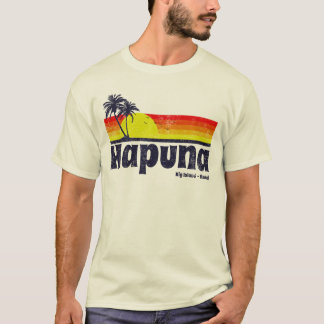 Vintage Hapuna Big Island Hawaii T-Shirt