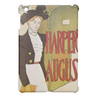 Vintage Harpers Bazaar iPad Case